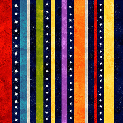 Lost in Space Stripe